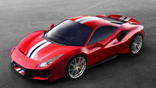 'Ferrari verdient het meest aan zijn auto's'