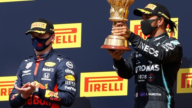 'Verstappen en Red Bull lieten enige kans op overwinning glippen'