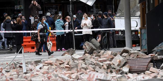 Schade in Australische deelstaat Victoria na zware aardbeving