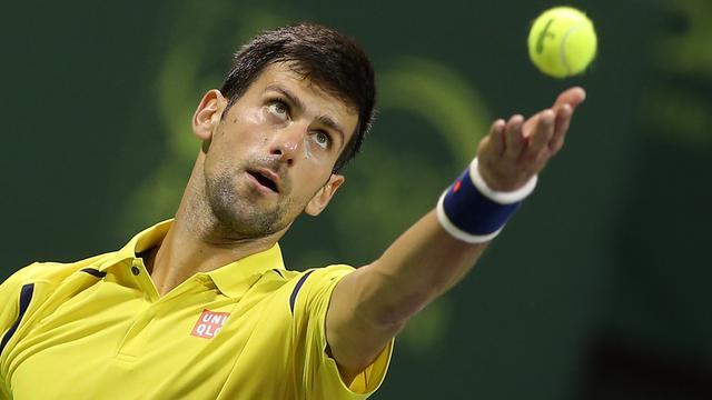 Djokovic en Nadal treffen elkaar in eindstrijd in Doha