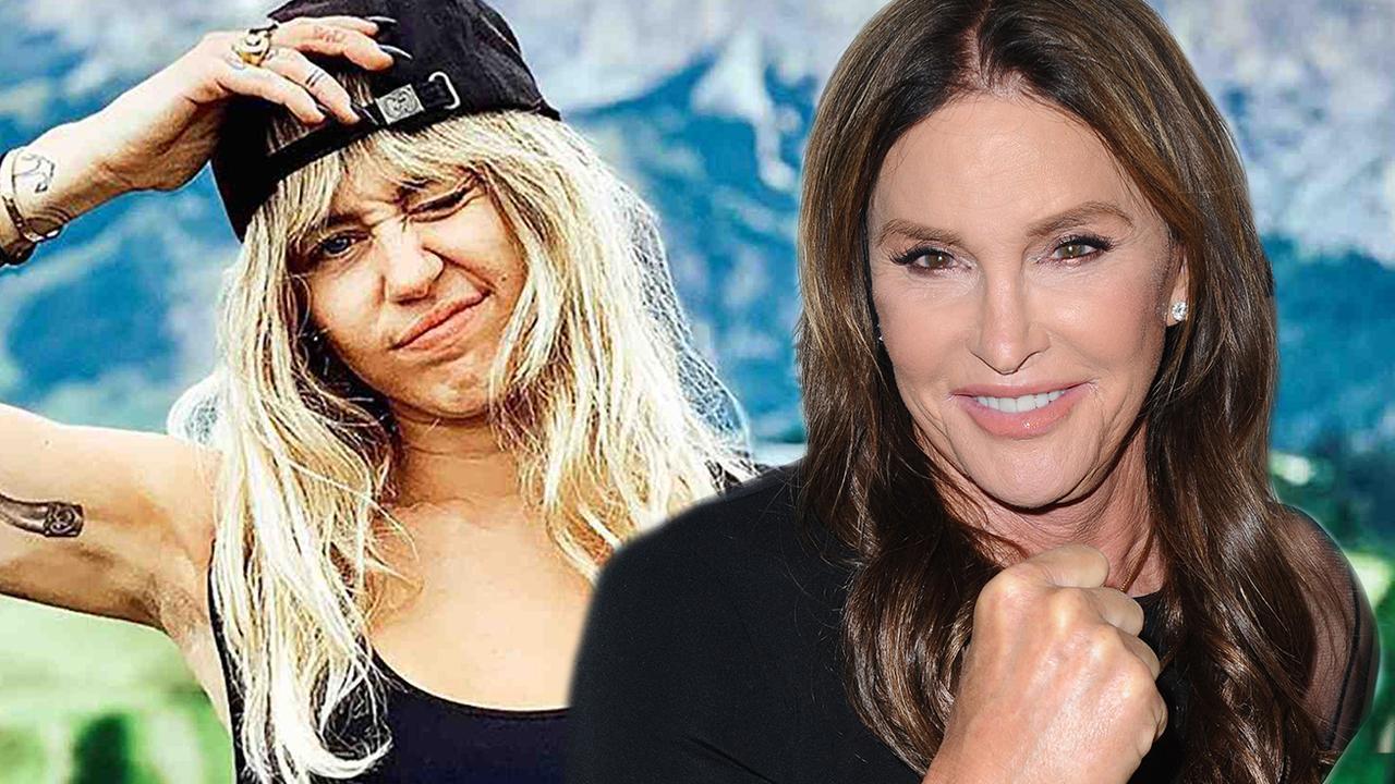 Op Insta: Caitlyn Jenner verwisselt dochters | Miley zoent met vrouw