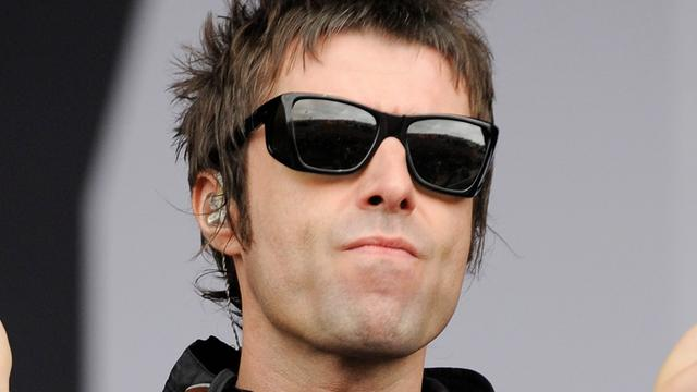 Liam Gallagher en Johnny Depp op Glastonbury