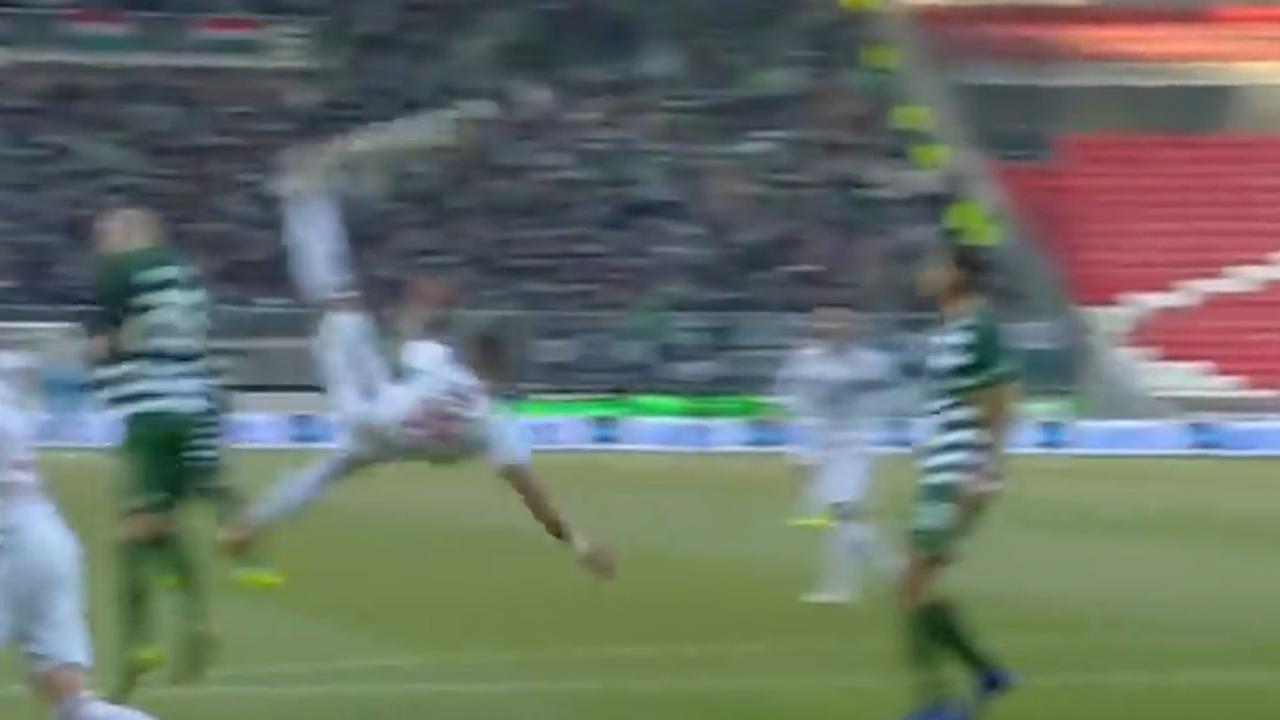 Omhaal Hongaar Zsóri verkozen tot mooiste goal van het jaar