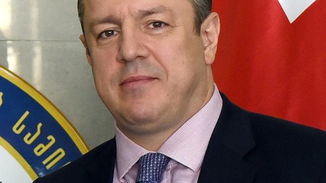 Georgi Kvirikashvili nieuwe premier van Georgië
