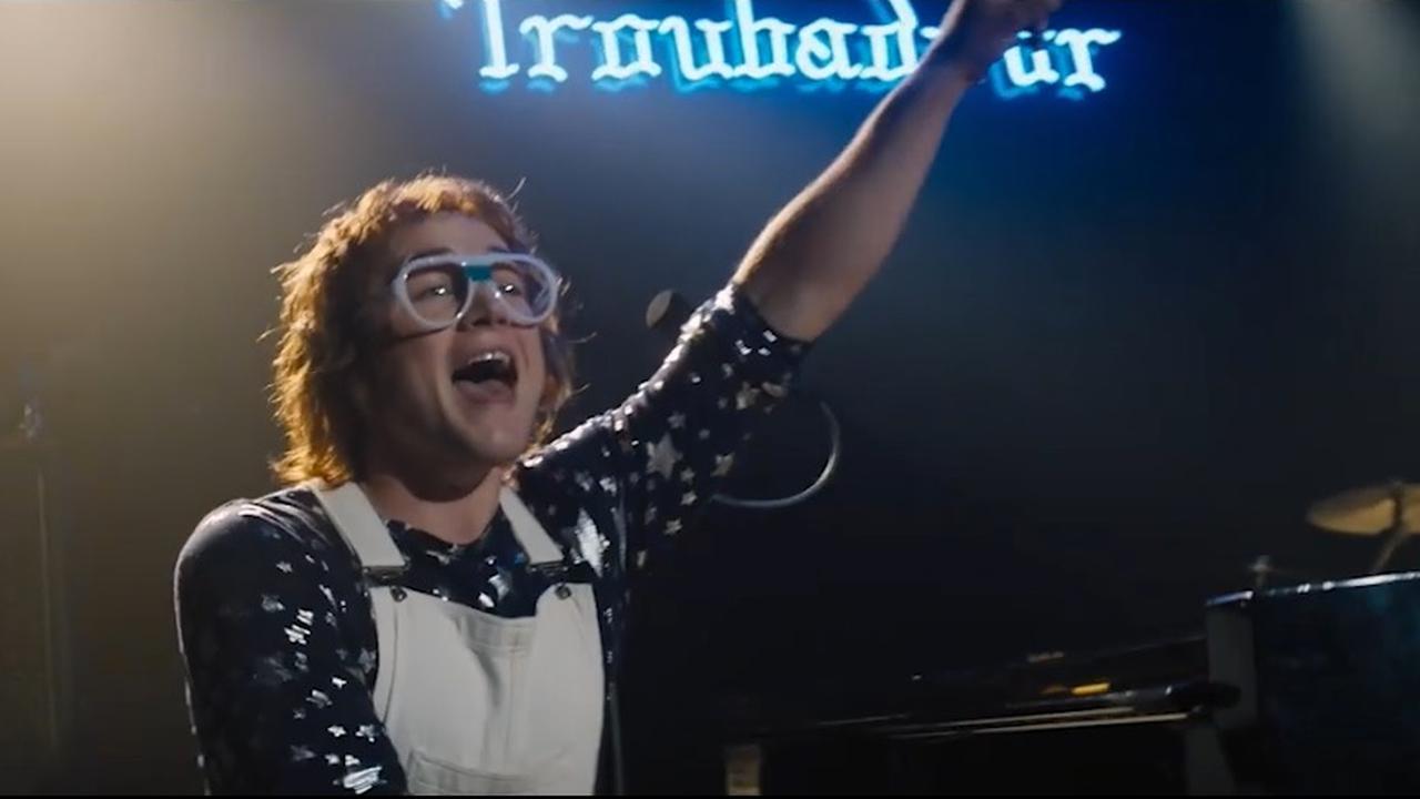 Taron Egerton zingt Elton John-liedjes in film over popzanger zelf