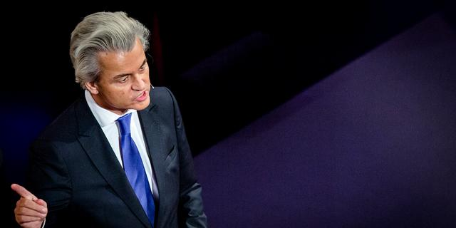 Wilders schort publieke optredens op door beveiligingslek