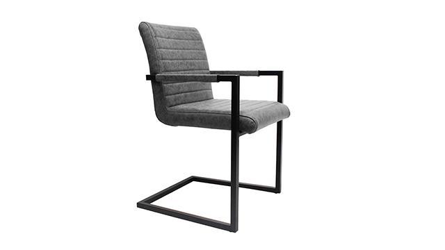 Bestel Black Framed eetkamerstoel van 209,95 voor 79,95 euro