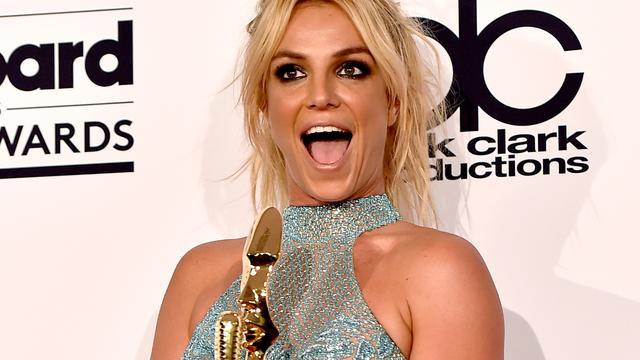 Britney Spears heeft album Glory af