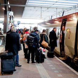NS ziet toename in aantal reizigers dat internationaal reist