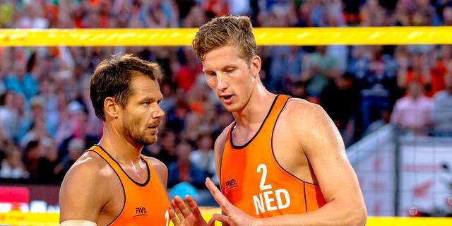 Nederlandse beachduo's als eerste geplaatst op EK