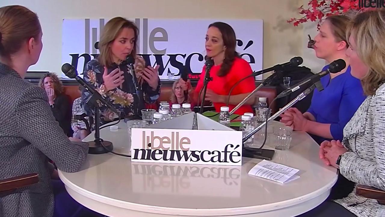 Femke van Boer Zoekt Vrouw valt uit tegen Marianne Thieme