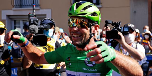 Cavendish: 'Ik kan nooit vergeleken worden met de grote Eddy Merckx'