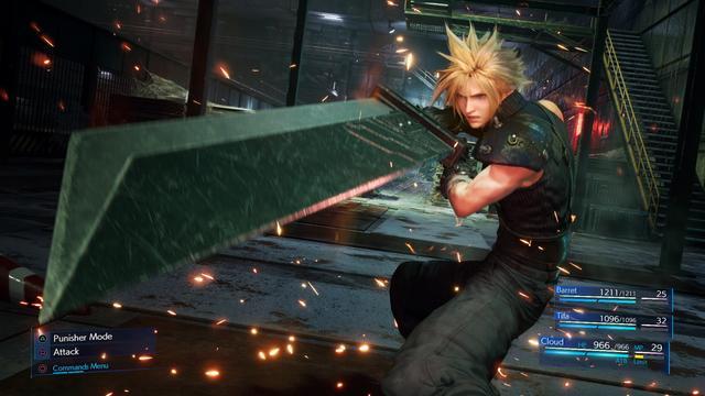 Eerste indruk: Final Fantasy VII Remake voelt heel anders dan origineel