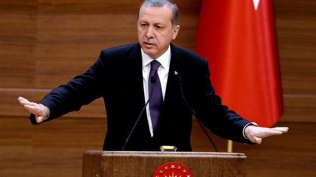 EU gealarmeerd over schendingen mensenrechten in Turkije