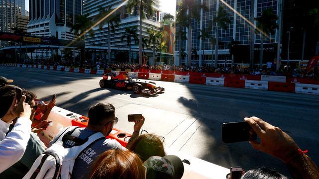 Lokale politiek niet enthousiast over Formule 1-race in Miami Gardens