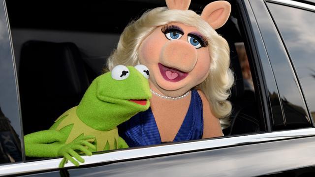 Miss Piggy krijgt feminismeprijs