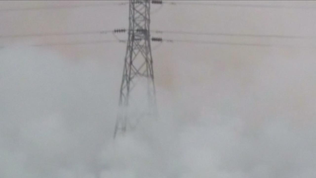Smog legt leven New Delhi stil