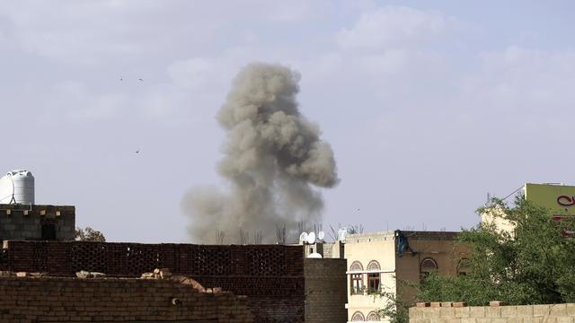 Doden en gewonden bij aanslag op moskee Jemen