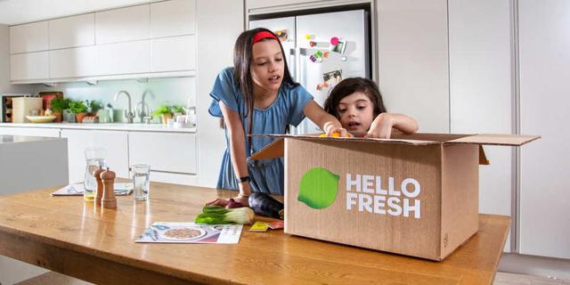 HelloFresh ziet aantal bestellingen ruim verdubbelen door coronacrisis