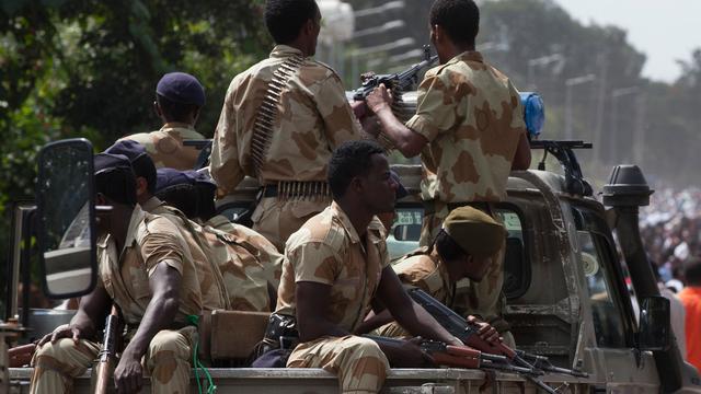 Ethiopië laat politieke gevangenen protesten vrij