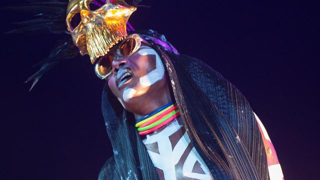 Recensieoverzicht: Grace Jones excentriek en 'beneveld' op North Sea Jazz