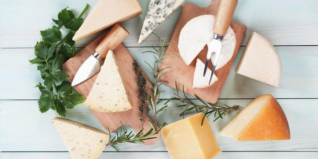 'Dagelijks kaas eten is goed voor je hart'