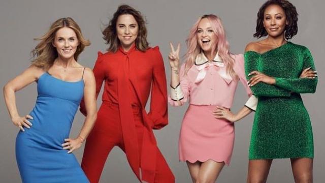 Recensieoverzicht: 'Spice Girls vol nostalgisch plezier bij reünietour'