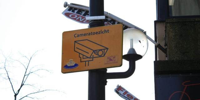 Gemeente verplaatst cameratoezicht van Seinedreef naar 't Goylaan