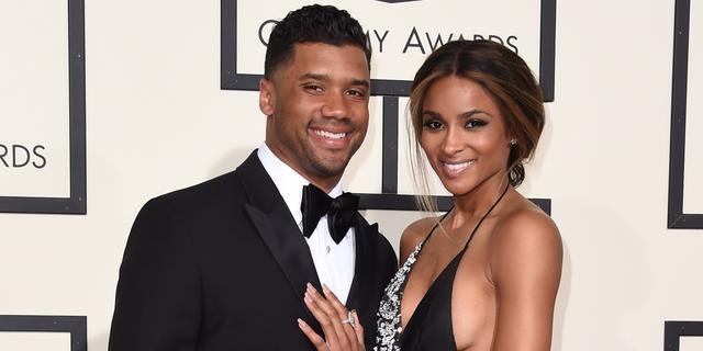 Ciara en Russell Wilson verwachten kind