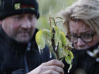 Nederlanders zijn gewend geraakt aan hogere temperaturen in april