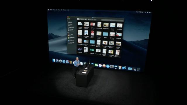 Apple voegt nachtmodus toe aan macOS Mojave