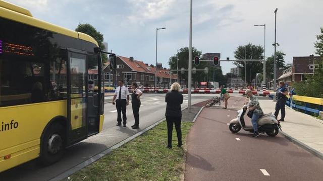 Storing slagbomen Zuiderbrug verholpen, file lost op