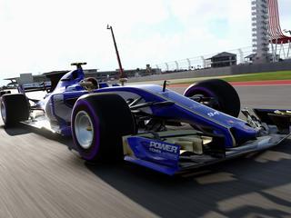 Winnaar wordt als coureur toegevoegd aan game F1 2017