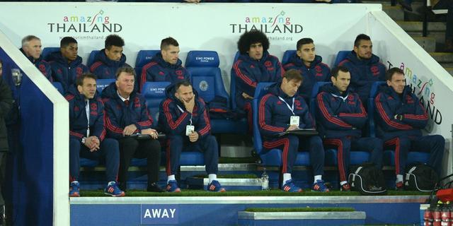 Van Gaal baalt van mislopen koppositie met Manchester United