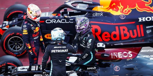 Horner: 'Verstappens kwalificatie in Spanje laat onze enorme progressie zien'