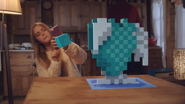 Smartphonegame Minecraft Earth is in Nederland, maar nog niet compleet