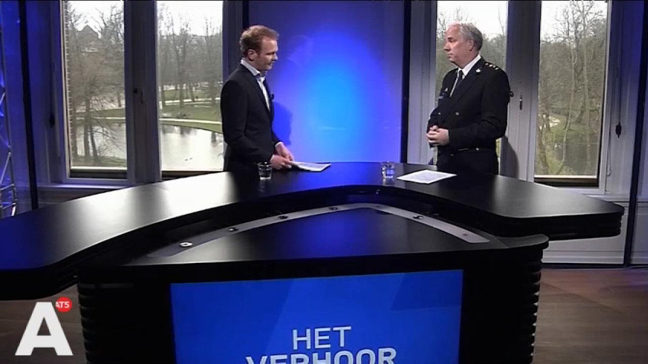 Aalbersberg over 'terughackwet': 'Achter iemand aanrijden is niet genoeg meer'