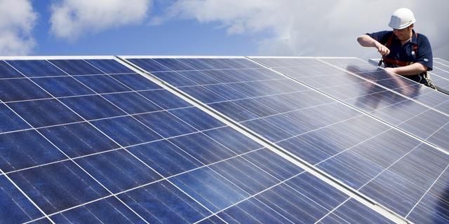 Juli goede maand voor duurzame energie, productie komt 31 procent hoger uit