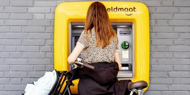 Uitrol Geldmaat weer op stoom, tientallen automaten per week erbij