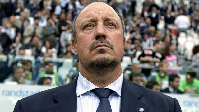 Real Madrid stelt Benitez aan als nieuwe trainer