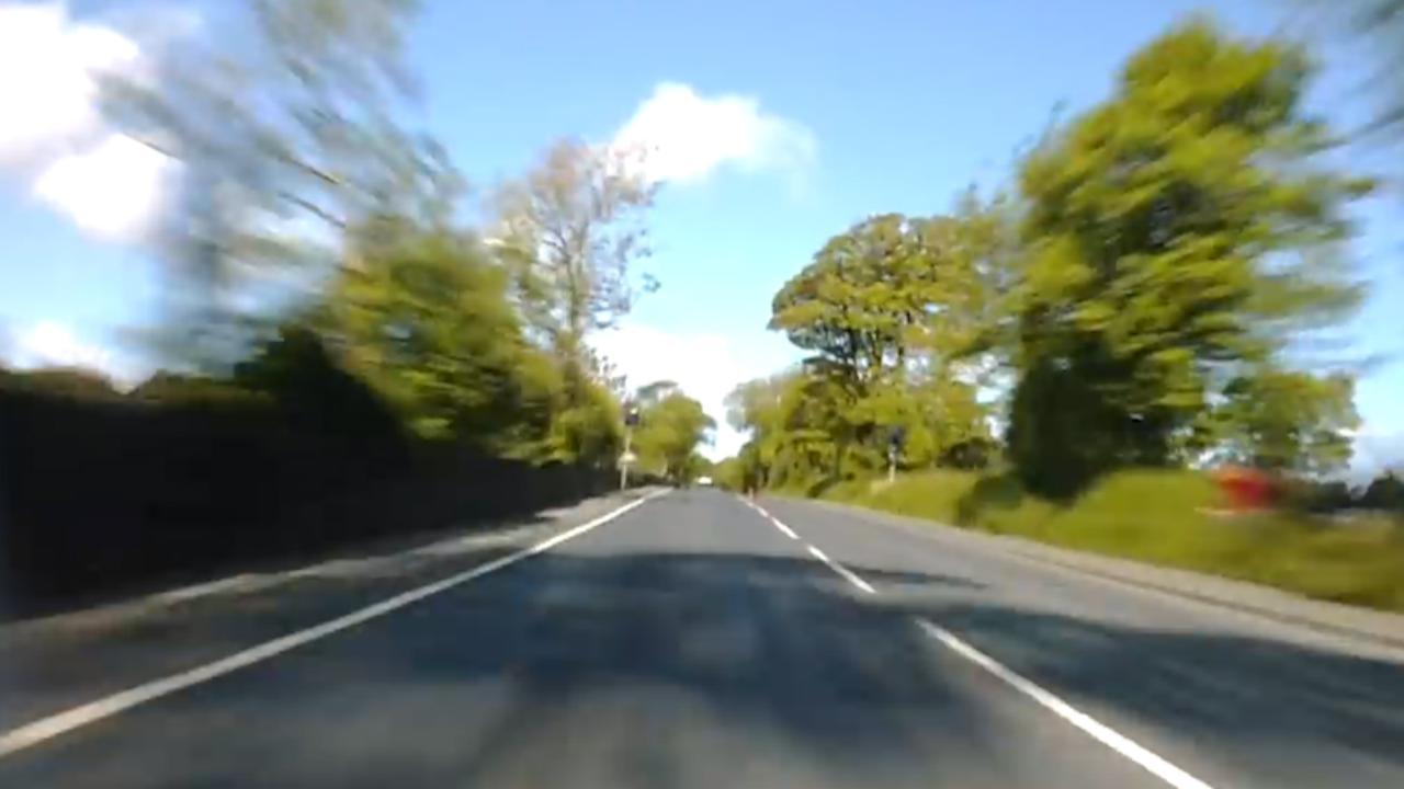 Isle Man of TT gevaarlijk door snelheid en omgeving