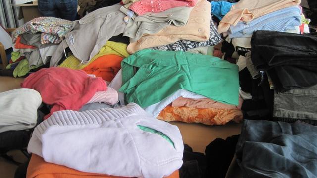 Politie pakt Belg op met tassen valse merkkleding