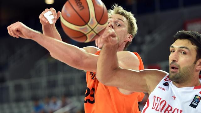 Basketballer Norel (30) stopt na 79 interlands bij Nederlands team