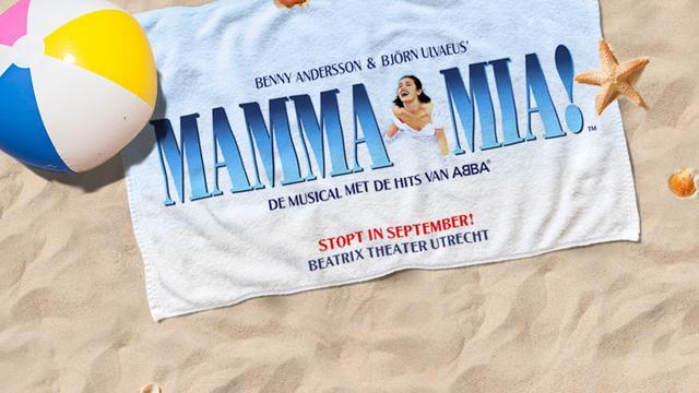 De musical MAMMA MIA! met 50 procent voordeel per ticket