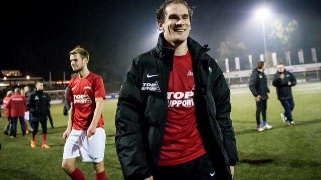 Spits van amateurclub topscorer KNVB-bekertoernooi