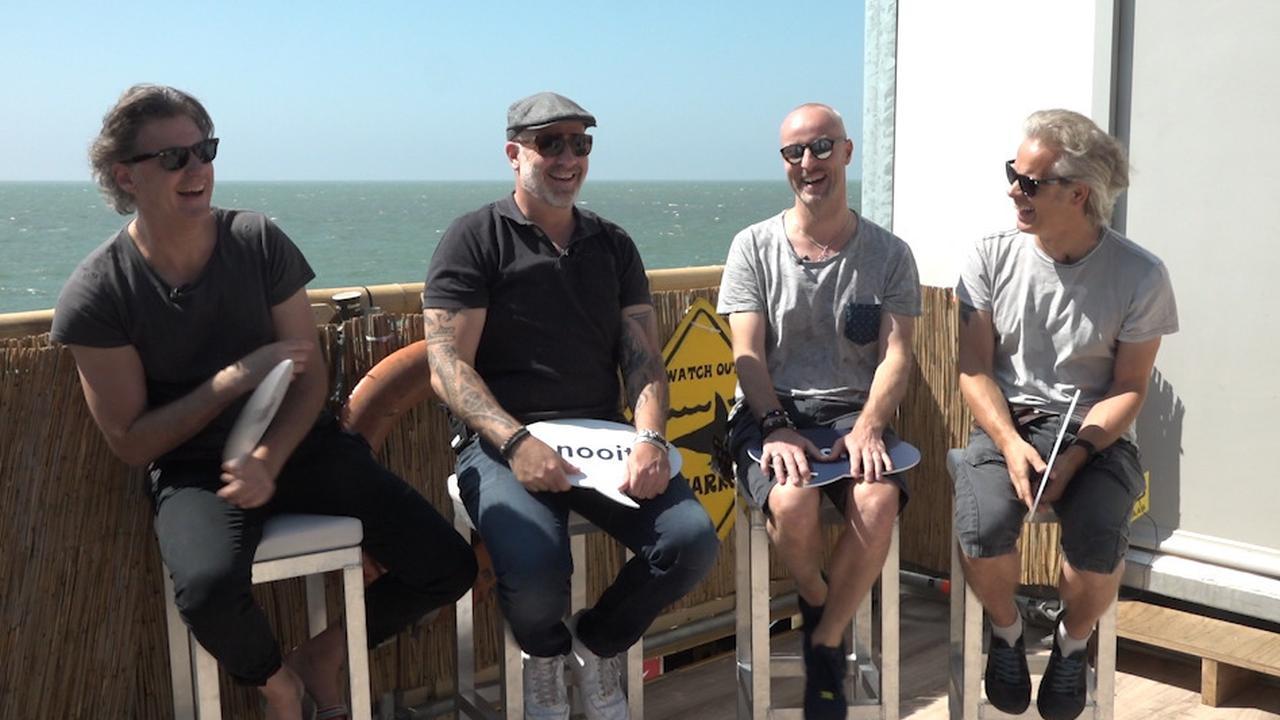 BLØF: 'Lied met Ronnie Flex gaat Zoutelande evenaren'