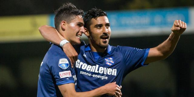 Heerenveen en PEC Zwolle naar laatste zestien in bekertoernooi