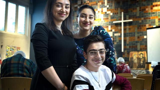 Kerkasiel Armeens gezin in Den Haag stopt na akkoord kinderpardon