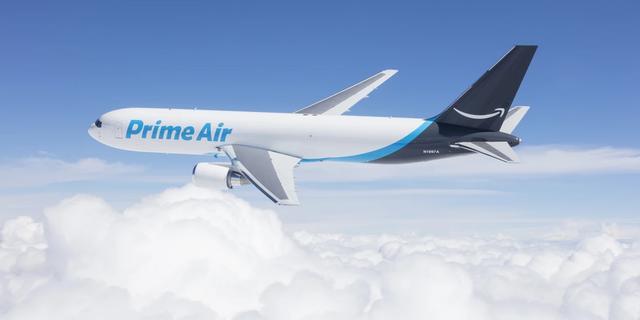 Amazon voegt elf nieuwe vliegtuigen aan vrachtvloot toe