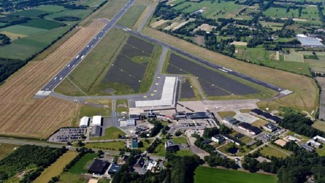 Vanaf september vluchten van Airport Eelde naar Munster/Osnabruck